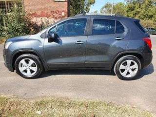 2016 Holden Trax TJ Active Grey Automatic Wagon