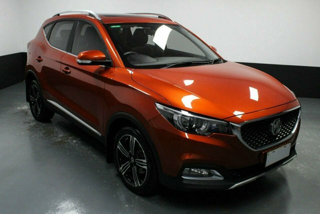 Used MG ZS AZS1 Essence 2WD Hamilton, 2018 MG ZS AZS1 Essence 2WD Orange 6 Speed Automatic Wagon