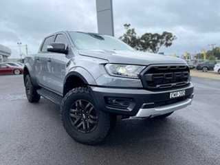 2019 Ford Ranger Raptor Conquer Grey Sports Automatic Double Cab Pick Up