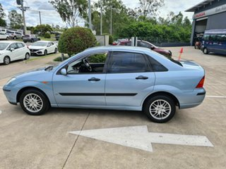 2004 Ford Focus LR MY2003 LX Blue 5 Speed Manual Sedan
