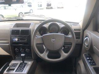 2007 Dodge Nitro KA MY07 SXT Gold 5 Speed Sports Automatic Wagon