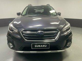 2018 Subaru Outback B6A MY18 2.5i CVT AWD Premium Black 7 Speed Constant Variable Wagon.