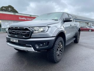 2019 Ford Ranger Raptor Conquer Grey Sports Automatic Double Cab Pick Up.