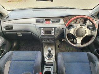 2001 Mitsubishi Lancer CT9A Evolution VII Black 5 Speed Manual Sedan