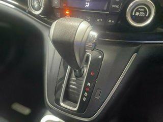 2016 Honda CR-V RM Series II MY17 VTi-L White Orchid 5 Speed Sports Automatic Wagon