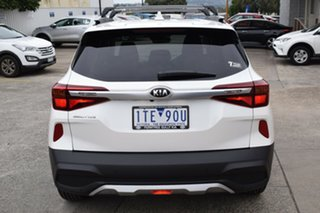 2021 Kia Seltos SP2 MY21 Sport+ 2WD White 1 Speed Constant Variable Wagon