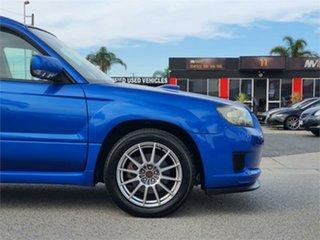 2006 Subaru Forester SG5 Cross Sports S Edition Blue Automatic Wagon