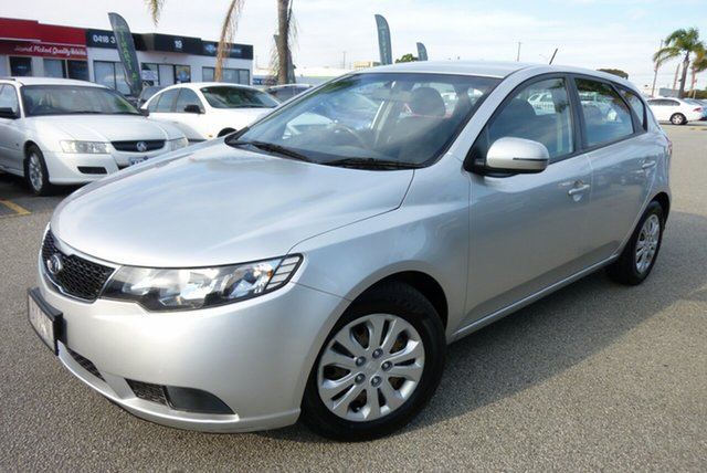 Used Kia Cerato TD MY12 SI Cheltenham, 2012 Kia Cerato TD MY12 SI Silver 6 Speed Sports Automatic Hatchback