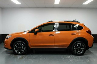 2012 Subaru XV G4X MY13 2.0i Lineartronic AWD Orange 6 Speed Constant Variable Wagon