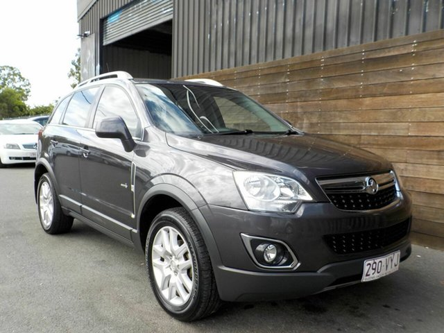 Used Holden Captiva CG Series II MY12 5 Labrador, 2013 Holden Captiva CG Series II MY12 5 Grey 6 Speed Manual Wagon
