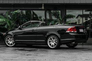 2009 Volvo C70 M Series MY09 T5 Black 5 Speed Sports Automatic Convertible