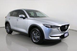 2017 Mazda CX-5 MY17 Maxx Sport (4x4) Silver 6 Speed Automatic Wagon.