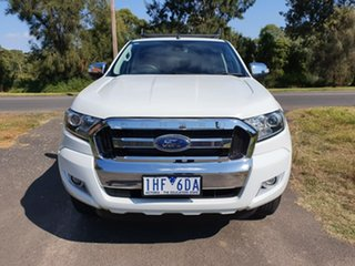 2016 Ford Ranger PX MkII XLT Hi-Rider White Sports Automatic Utility