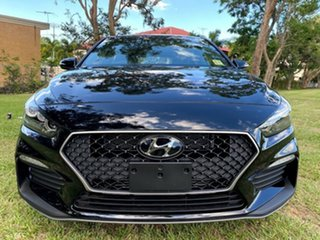 2020 Hyundai i30 PD.V4 MY21 N Line D-CT Phantom Black 7 Speed Sports Automatic Dual Clutch Hatchback.