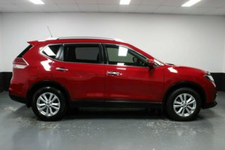 2017 Nissan X-Trail T32 ST-L X-tronic 2WD Burning Red 7 Speed Constant Variable Wagon
