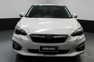 2019 Subaru Impreza G5 MY19 2.0i-S CVT AWD White 7 Speed Constant Variable Sedan.