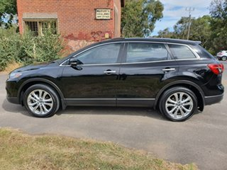 2012 Mazda CX-9 TB Series 5 Grand Touring Black Sports Automatic Wagon