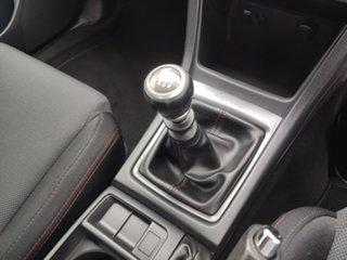 2018 Subaru WRX V1 MY18 AWD Black 6 Speed Manual Sedan