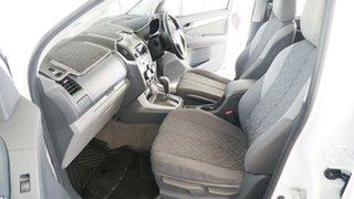 2013 Holden Colorado RG MY14 LX Crew Cab 4x2 White 6 Speed Sports Automatic Utility