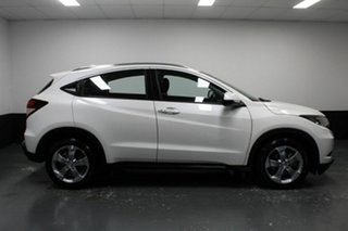 2016 Honda HR-V MY16 VTi-S White Orchid 1 Speed Constant Variable Hatchback