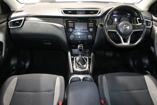 2018 Nissan Qashqai J11 MY18 ST Red Continuous Variable Wagon