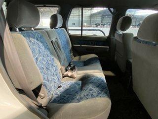 1999 Nissan Pathfinder WX II ST White 4 Speed Automatic Wagon