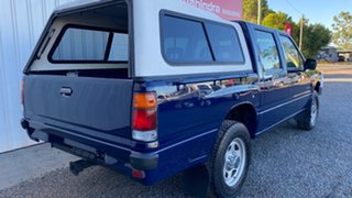 1996 Holden Rodeo LX 4x4 Blue 5 Speed Manual Dual Cab