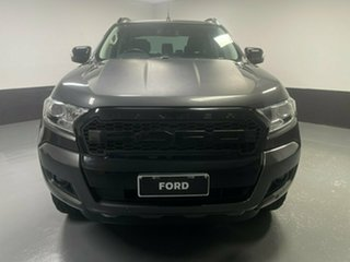 2017 Ford Ranger PX MkII FX4 Double Cab Meteor 6 Speed Sports Automatic Utility