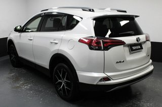 2016 Toyota RAV4 ASA44R GXL AWD White 6 Speed Sports Automatic Wagon