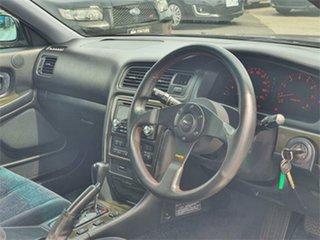 2000 Toyota Chaser JZX100 Tourer V Green Automatic Sedan