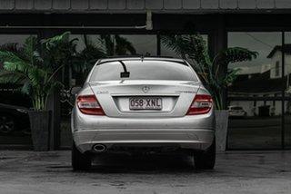 2007 Mercedes-Benz C-Class W203 MY2007 C200 Kompressor Avantgarde Silver 5 Speed Sports Automatic