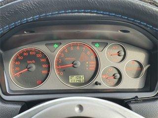 2001 Mitsubishi Lancer CT9A Evolution VII White 5 Speed Manual Sedan