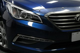 2016 Hyundai Sonata LF2 MY16 Active Coast Blue Wu7 6 Speed Sports Automatic Sedan.