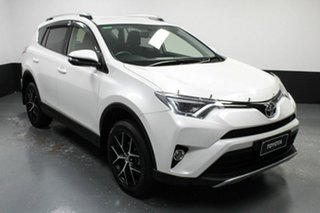 2016 Toyota RAV4 ASA44R GXL AWD White 6 Speed Sports Automatic Wagon.