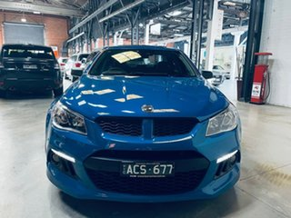 2014 Holden Special Vehicles ClubSport Gen-F MY14 R8 Blue 6 Speed Manual Sedan.