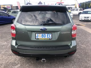 2015 Subaru Forester S4 MY15 2.5i-L CVT AWD Green 6 Speed Constant Variable Wagon