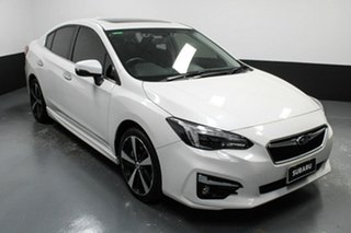 2019 Subaru Impreza G5 MY19 2.0i-S CVT AWD White 7 Speed Constant Variable Sedan