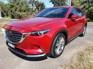 2016 Mazda CX-9 TC Azami Red Sports Automatic Wagon.