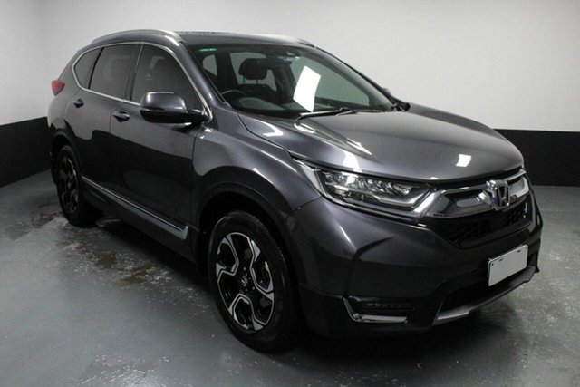 Used Honda CR-V RW MY18 VTi-LX 4WD Cardiff, 2018 Honda CR-V RW MY18 VTi-LX 4WD Grey 1 Speed Constant Variable Wagon