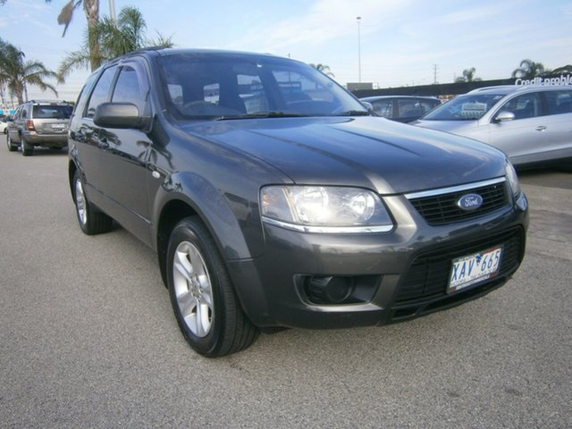Used Ford Territory SY MkII TX Cheltenham, 2009 Ford Territory SY MkII TX Grey 4 Speed Sports Automatic Wagon