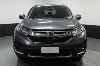 2018 Honda CR-V RW MY18 VTi-LX 4WD Grey 1 Speed Constant Variable Wagon.