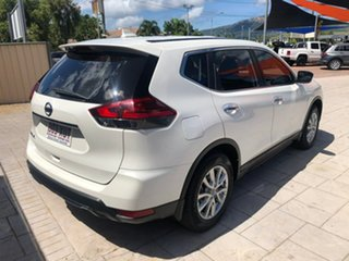 2017 Nissan X-Trail T32 ST 2WD White 6 Speed Manual Wagon