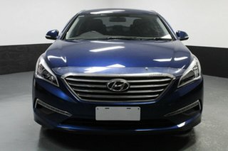 2016 Hyundai Sonata LF2 MY16 Active Coast Blue Wu7 6 Speed Sports Automatic Sedan.