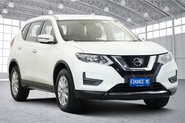 Used Nissan X-Trail T32 Series II ST-L X-tronic 2WD Victoria Park, 2017 Nissan X-Trail T32 Series II ST-L X-tronic 2WD White 7 Speed Constant Variable Wagon