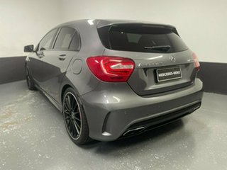 2013 Mercedes-Benz A-Class W176 A45 AMG SPEEDSHIFT DCT 4MATIC Grey 7 Speed