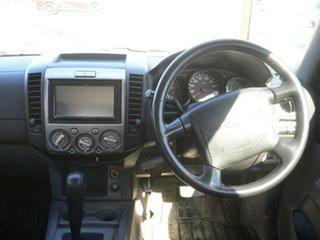 2010 Ford Ranger PK XL Crew Cab 4x2 Hi-Rider White 5 Speed Automatic Utility
