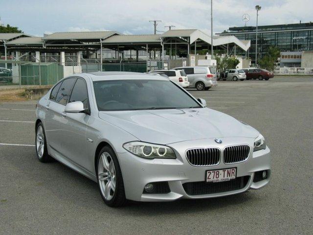 Used BMW 528i F10 MY13 Albion, 2013 BMW 528i F10 MY13 Silver 8 Speed Automatic Sedan