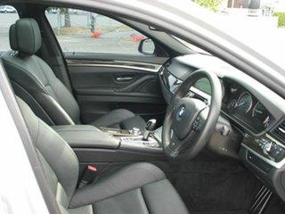 2013 BMW 528i F10 MY13 Silver 8 Speed Automatic Sedan