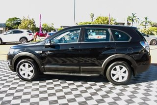 2012 Holden Captiva CG Series II MY12 7 SX Black 6 Speed Sports Automatic Wagon