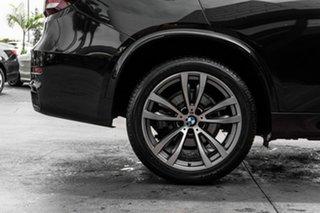 2014 BMW X5 F15 sDrive25d Black 8 Speed Automatic Wagon